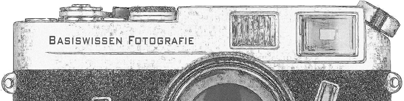 Kamerazeichnung für den Fotokurs